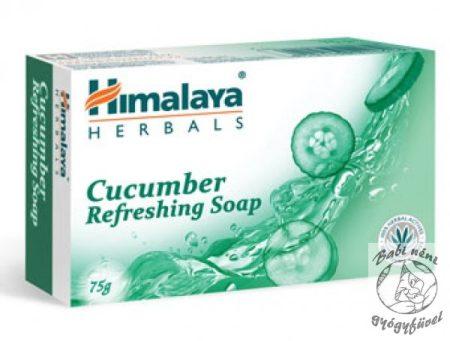 Himalaya Cucumber Refreshing Soap (75 g) Uborkás frissítő szappan