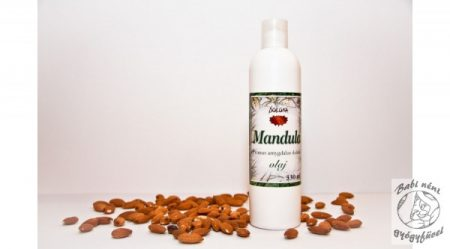 Goloka Mandula olaj 330 ml
