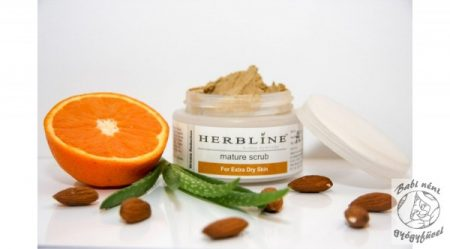 Herbline Bőrradír érett, száraz bőrre