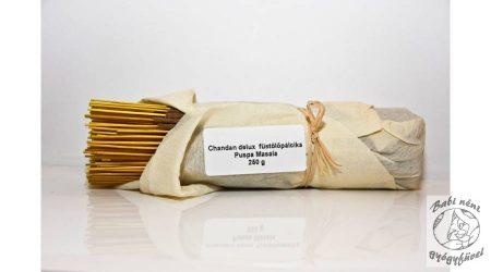 Chandan deluxe füstölő Puspa 250g