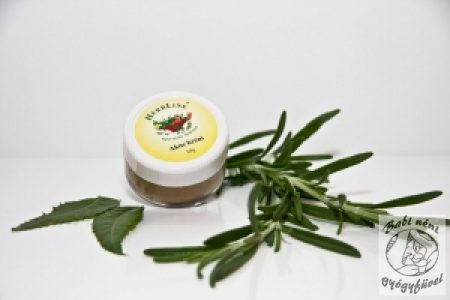 Herbline Akne krém mini