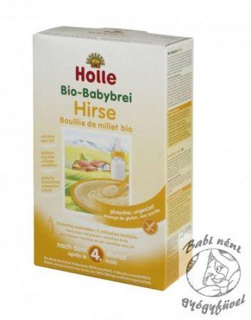 Holle Bio Köles-pehely babakása 250g