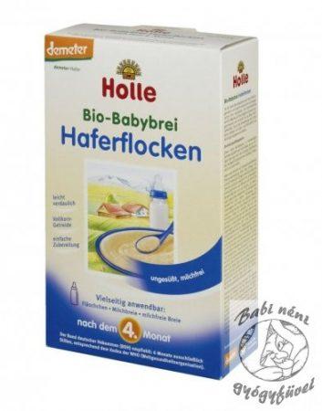 Holle Bio Zabpehely babakása 250g