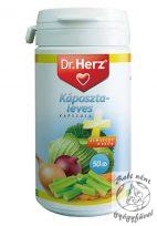 DR Herz Káposztaleves+Almaecet+Króm 50 db kapszula
