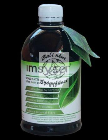 Imsyser® probiotikum - élőflórás probiotikus étrend-kiegészítő gyógynövény kivonatokkal, 500 ml