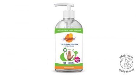 JimJams Antibakteriális folyékony szappan 300 ml