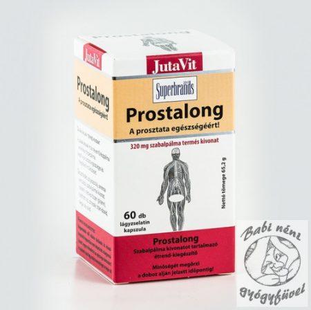 JutaVit Prostalong Kapszula 60db