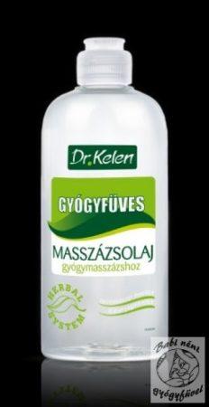 Dr. Kelen Gyógyfüves masszázsolaj 500ml