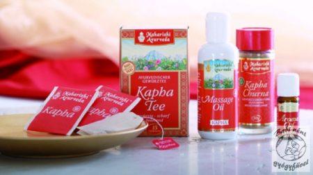 Frissítő aroma – Kapha tea (20db-os)