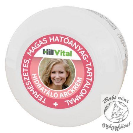 HillVital Gyógyfüves Hidratáló és Ránctalanító balzsam mini