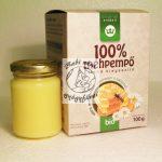 Bio Tiszta méhpempő 100g