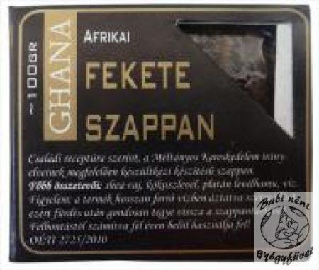 Fekete szappan (100g)