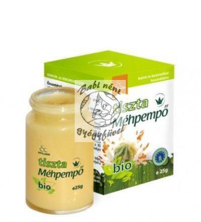 Bio tiszta Méhpempő 25g