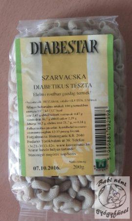 DIABESTAR szarvacska 200 g