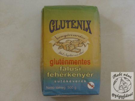 GLUTENIX gluténmentes Falusi fehér kenyér sütőkeverék