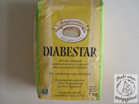DIABESTAR diabetikus lisztkeverék