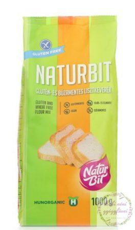 NATURBIT glutén- és búzamentes lisztkeverék 1 kg