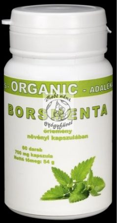 Borsmenta Kapszula (60 darabos -700 mg)