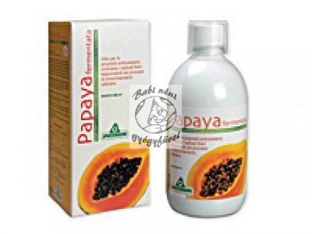 Specchiasol® Fermentált Papaya koncentrátum 500ml