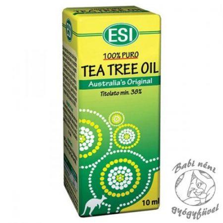 ESI ausztrál teafaolaj – 10ml