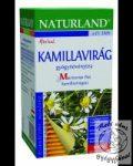 Naturland Kamillavirág tea (25 db-os)