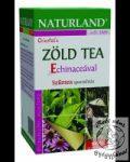 Naturland Zöld tea echinaceával (20 db-os)