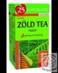 Naturland Zöld tea filteres (20 db-os)