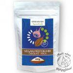 Organiqua Bio Csokoládé-Maca Vegán Fehérje Mix 400g