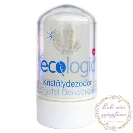 iecologic kristály dezodor 60g