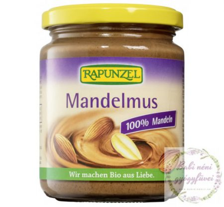 Rapunzel BIO 100%-os mandulakrém 250g
