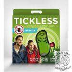 Tickless Human zöld ultrahangos kullancsriasztó felnőtt 1 db
