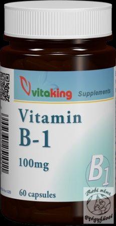 Vitaking B1-Vitamin 100mg (60)