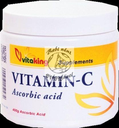 Vitaking Aszkorbinsav por (400 gr)