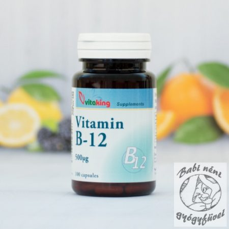 Vitaking B-12 vitamin