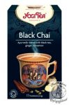 Yogi Fekete chai tea