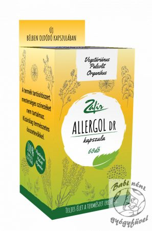 Allergol Olajkapszula 60 db