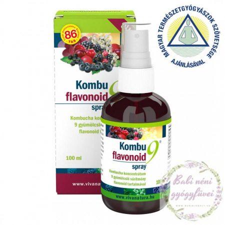 Kombuflavonoid spray (100ml-es)